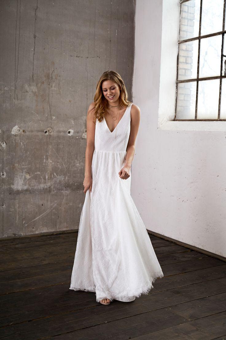 Pin Auf Kiligdress  Brautkleider  Moderne