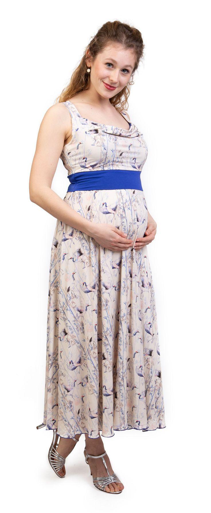 Pin Auf  Kleider Für Schwangere