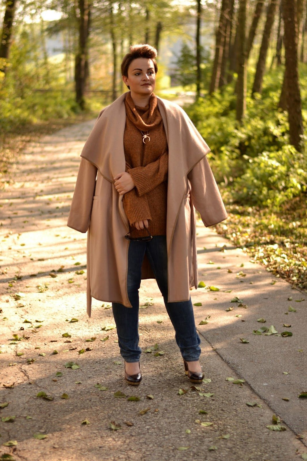 Pin Auf Mollig Schöne Mode Für Füllige Frauen