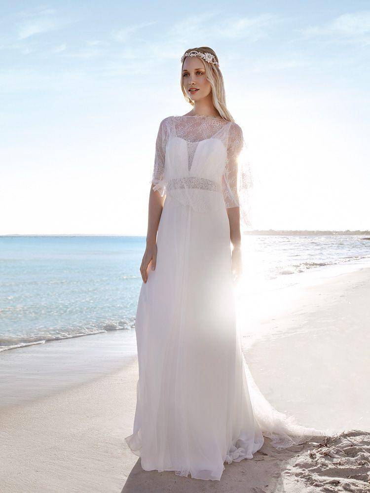 Pin Von Amaia Auf Hochzeit  Kleid Hochzeit