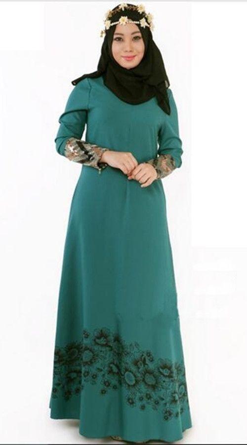 Pin Von Detlef Leu Auf Hijab  Muslimische Kleider