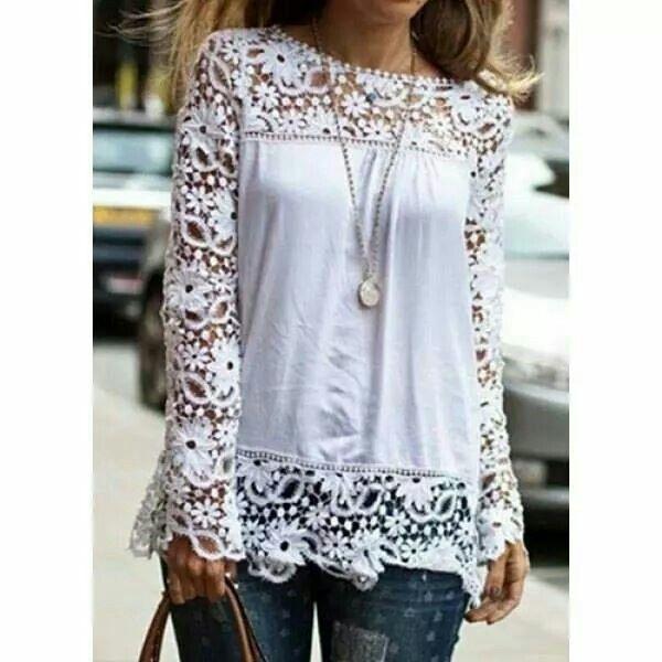 Pin Von Fulya Arslan Auf Still  Kleidung Bluse Kleider