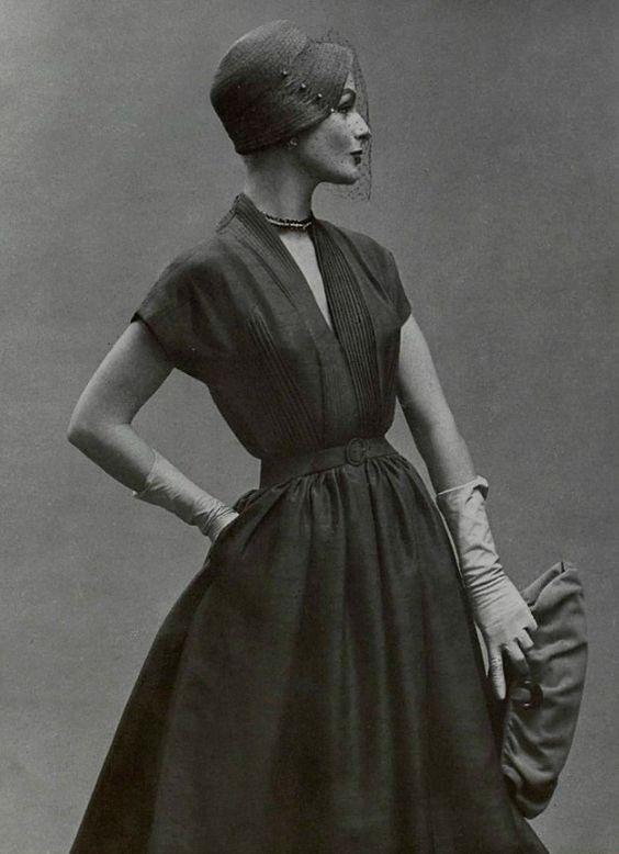Pin Von Hsro Auf Vintage Chic  50Er Jahre Kleidung 50