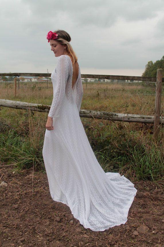 Pin Von Irene Auf Wedding Dress  Spitzen Hochzeiten