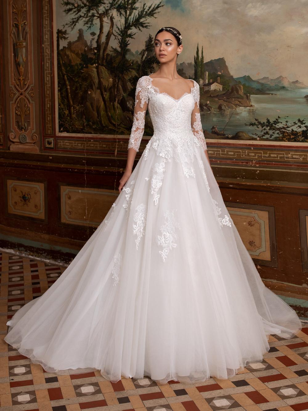 Pin Von Joe Lee Auf Bridal  Hochzeitskleid Spitze