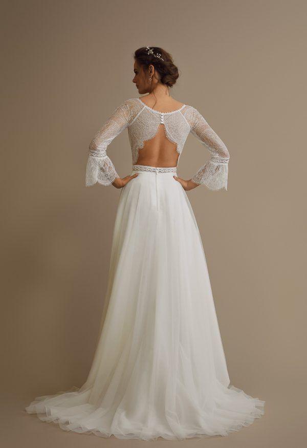 Pin Von Jola Auf Ubrania In 2020  Kleid Hochzeit