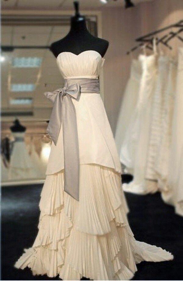 Pin Von Kathrin Fröhlich Auf ♡ Wedding Ideas ♡  Kleid