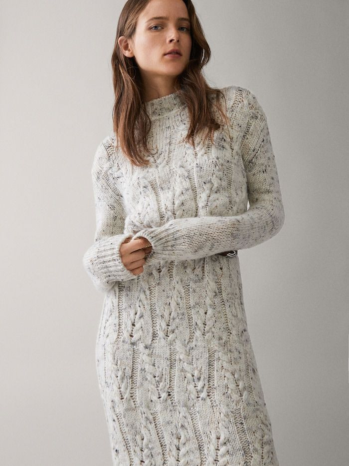 Pin Von Olga Orel Auf Mi Dress In 2020  Wollkleid
