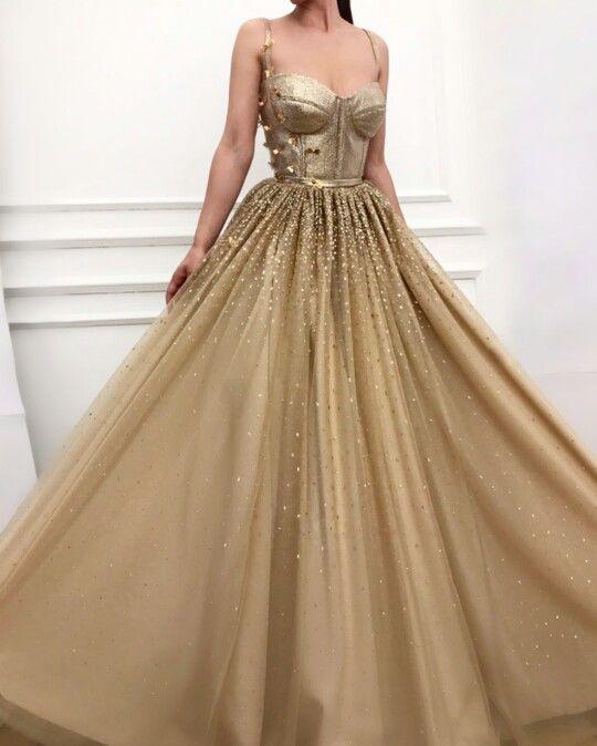 Pin Von Oxana Gawrilenko Auf Dress  Abendkleid Kleider