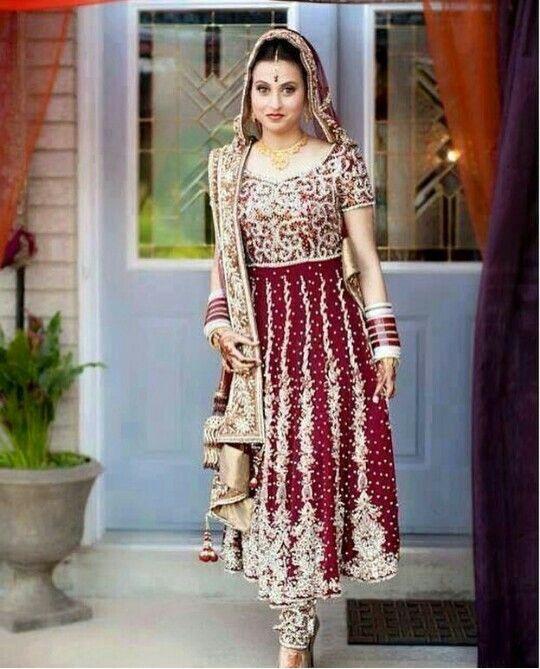 Pin Von Srishti Kundra Auf Blushing Brides  Indische