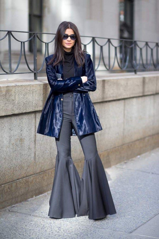 Pin Von Ulla Trost Auf B L U E —  Modetrends Outfits