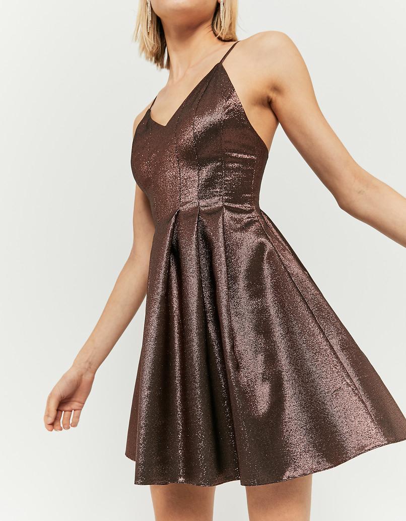 Pinkes Ärmelloses Mini Kleid  Tally Weijl Online Shop