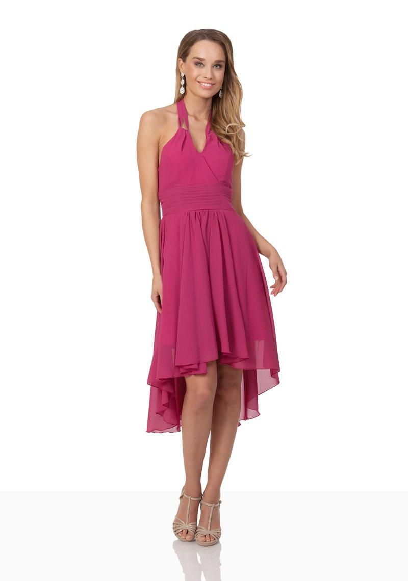 Pinkes Cocktailkleid  Günstig Kaufen Vip Dress