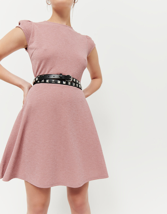 Pinkes Kleid Mit Cut Out  Tally Weijl Online Shop