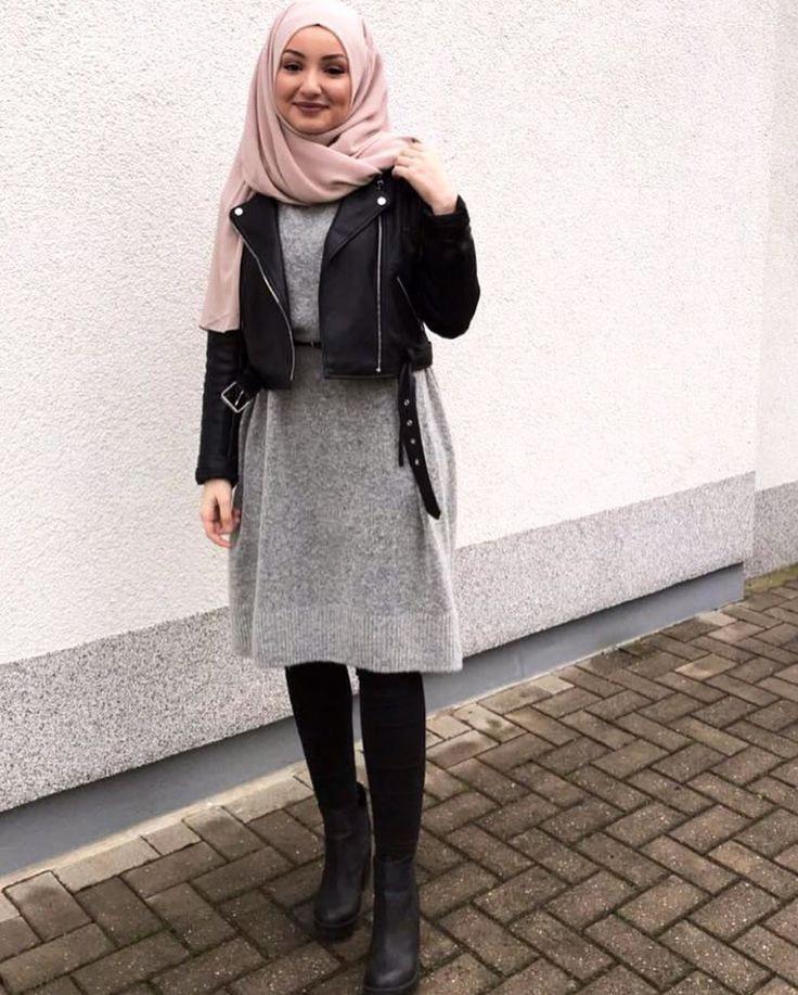 Pinterest Adarkurdish  Islamische Kleidung Hijab Mode