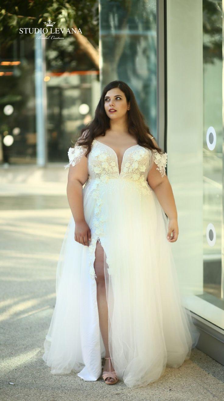 Pinterest  Deutschland  Plus Size Hochzeit Kleid