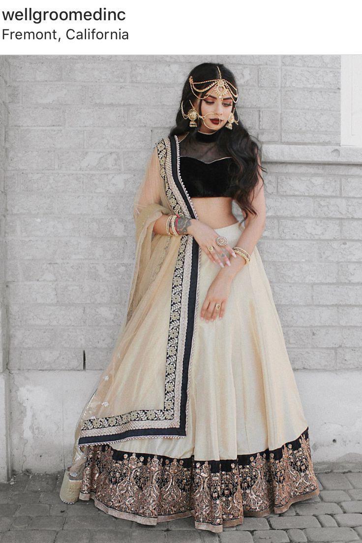 Pinterest • Niharikabhardwaj  Indische Kleider Indische