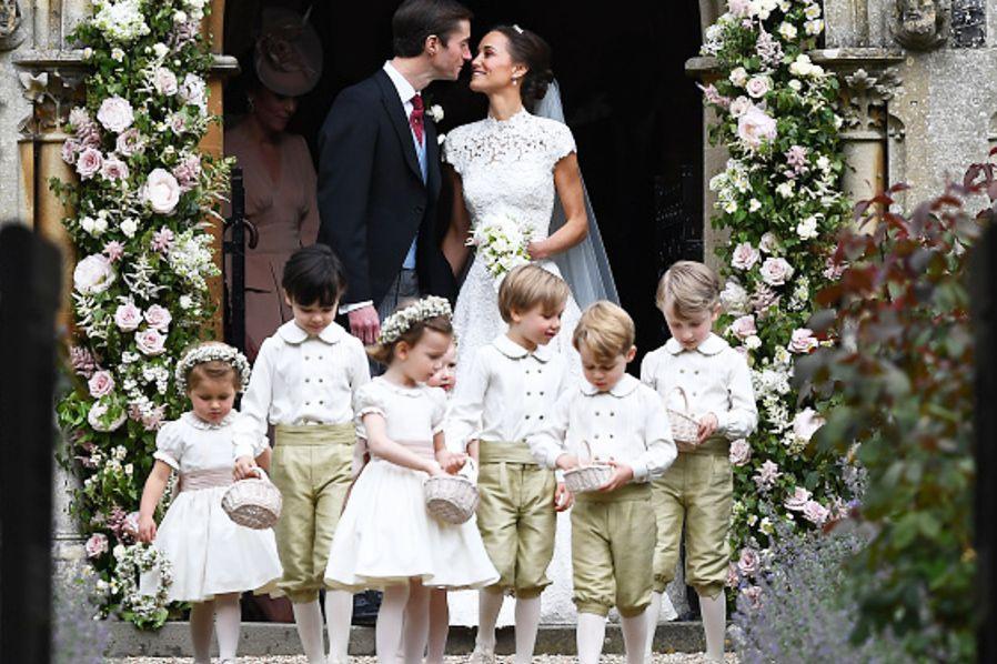 Pippa Middleton Warum Wir Bei Ihren Hochzeitsfotos Ein