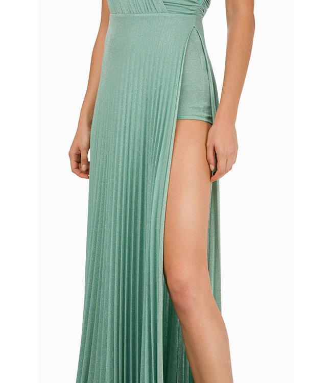 Plissiertes Kleid  Fashion Emergency