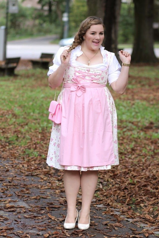 Plus Size Dirndl  Theodora Flipper  Dirndl Outfit