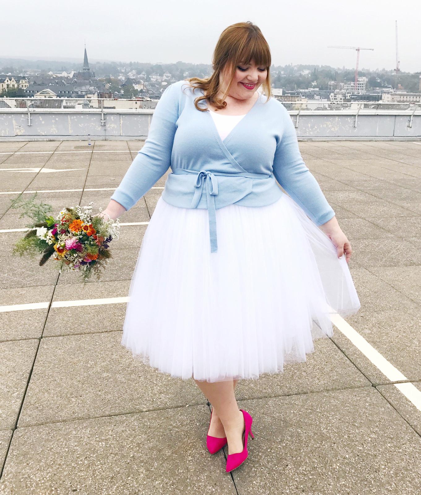 Plus Size Hochzeitskleider Für'S Standesamt · Kathastrophalde