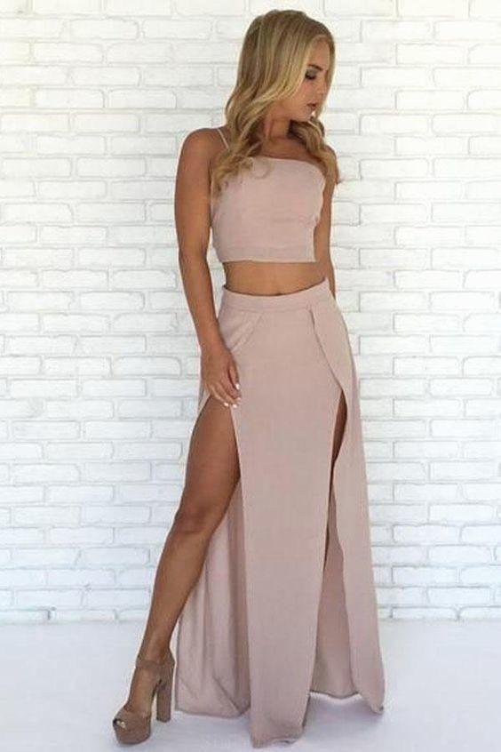 Plus Size Prom Kleider Om Kleider Spezielle Zweiteilige