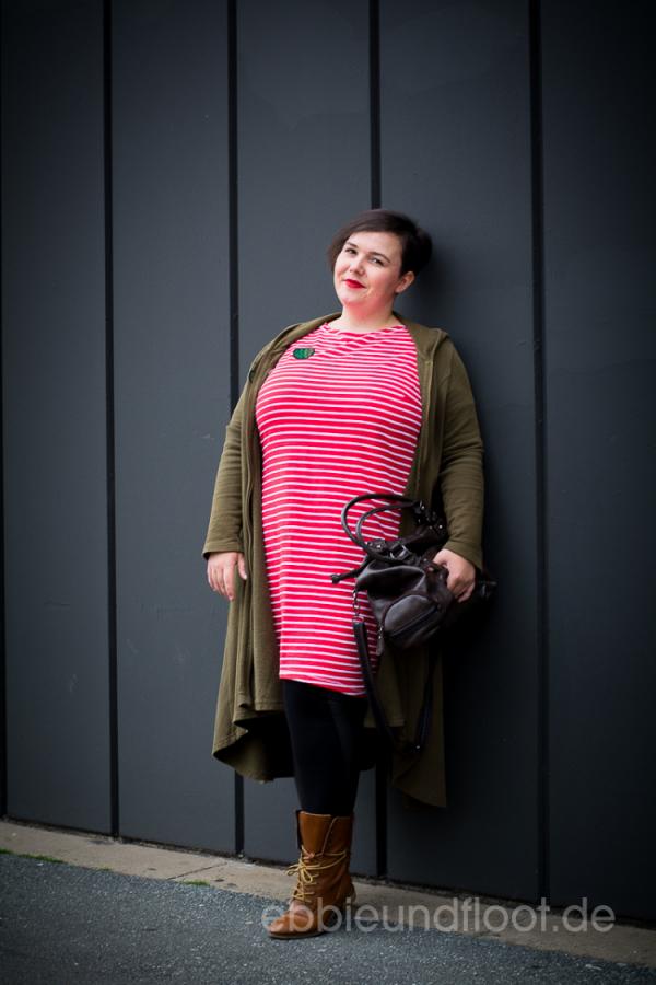 Plus Size Schnittmuster Kleid  Nähen Für Mollige Frauen