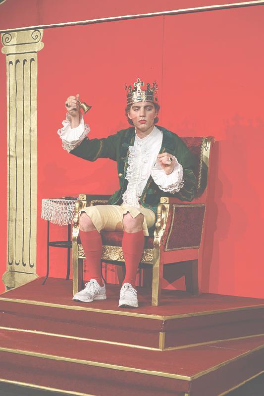 Poing · Des Kaisers Neue Kleider  Kindertheater
