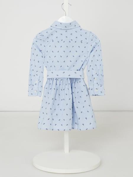 Polo Ralph Lauren Childrenswear Blusenkleid Mit
