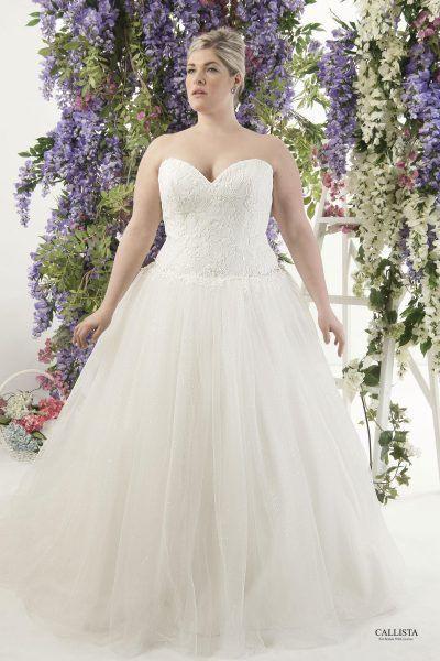 Prague  Callista Plus Size Wedding Dresses Prinzessin