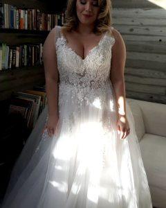 Prinzessin Brautkleid Große Größen Hochzeitskleid Für