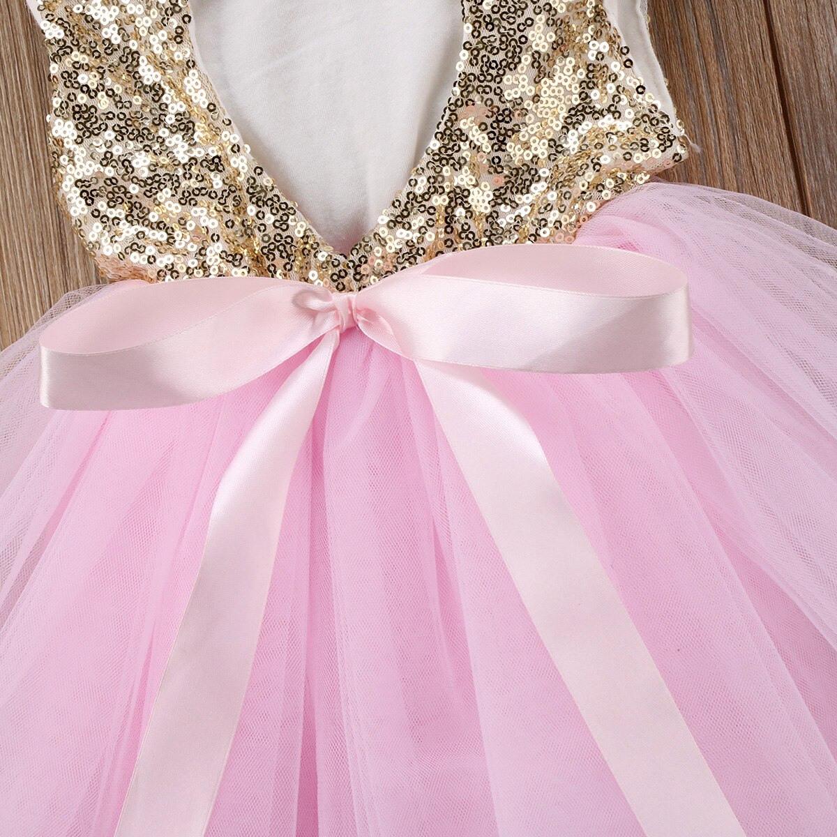 Prinzessin Kinder Baby Kleid Für Mädchen Phantasie
