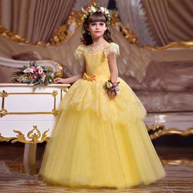 Prinzessin Kleid Cosplay Kostüme Maskerade Damen Mädchen