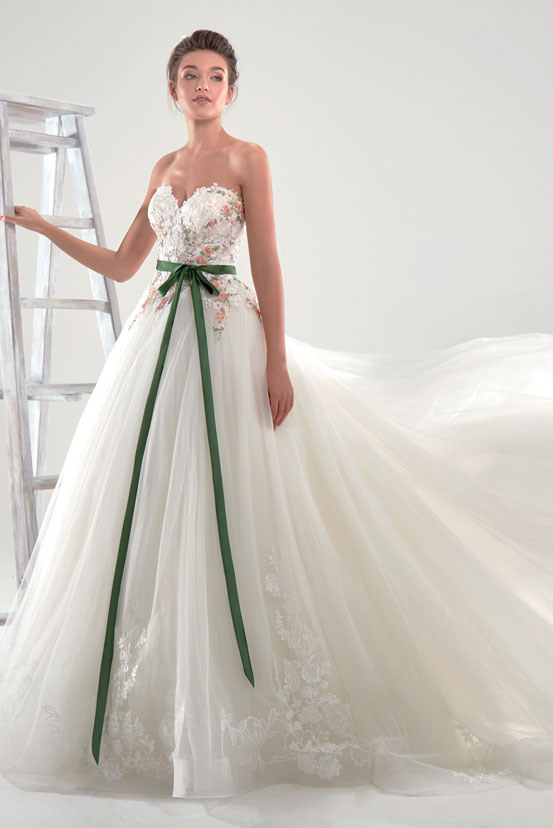 Prinzessinnen Brautkleider | Feminine Hochzeitskleider Im
