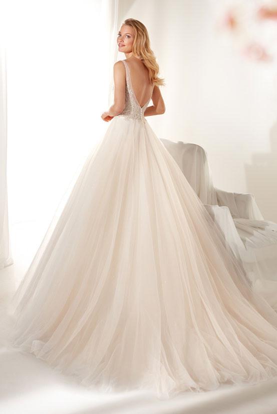 Prinzessinnen Brautkleider  Feminine Hochzeitskleider Im