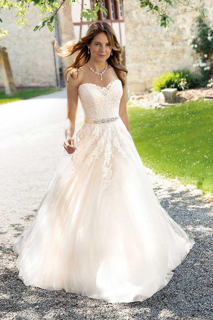 Prinzessinnen Hochzeitskleider Prinzessin Luxus Glitzer