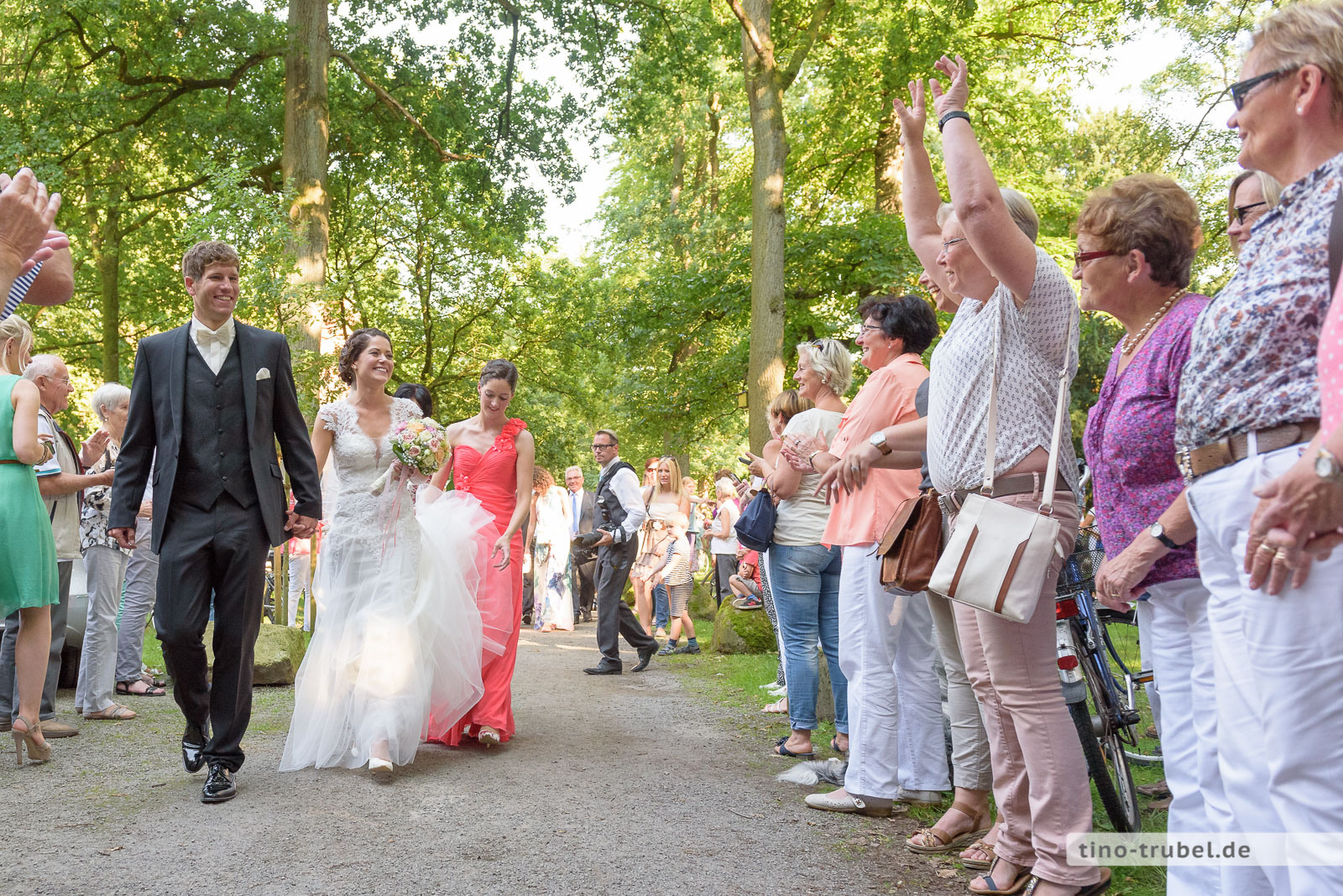 Prominente Hochzeit  Dressurreiterin Kristina Bröring