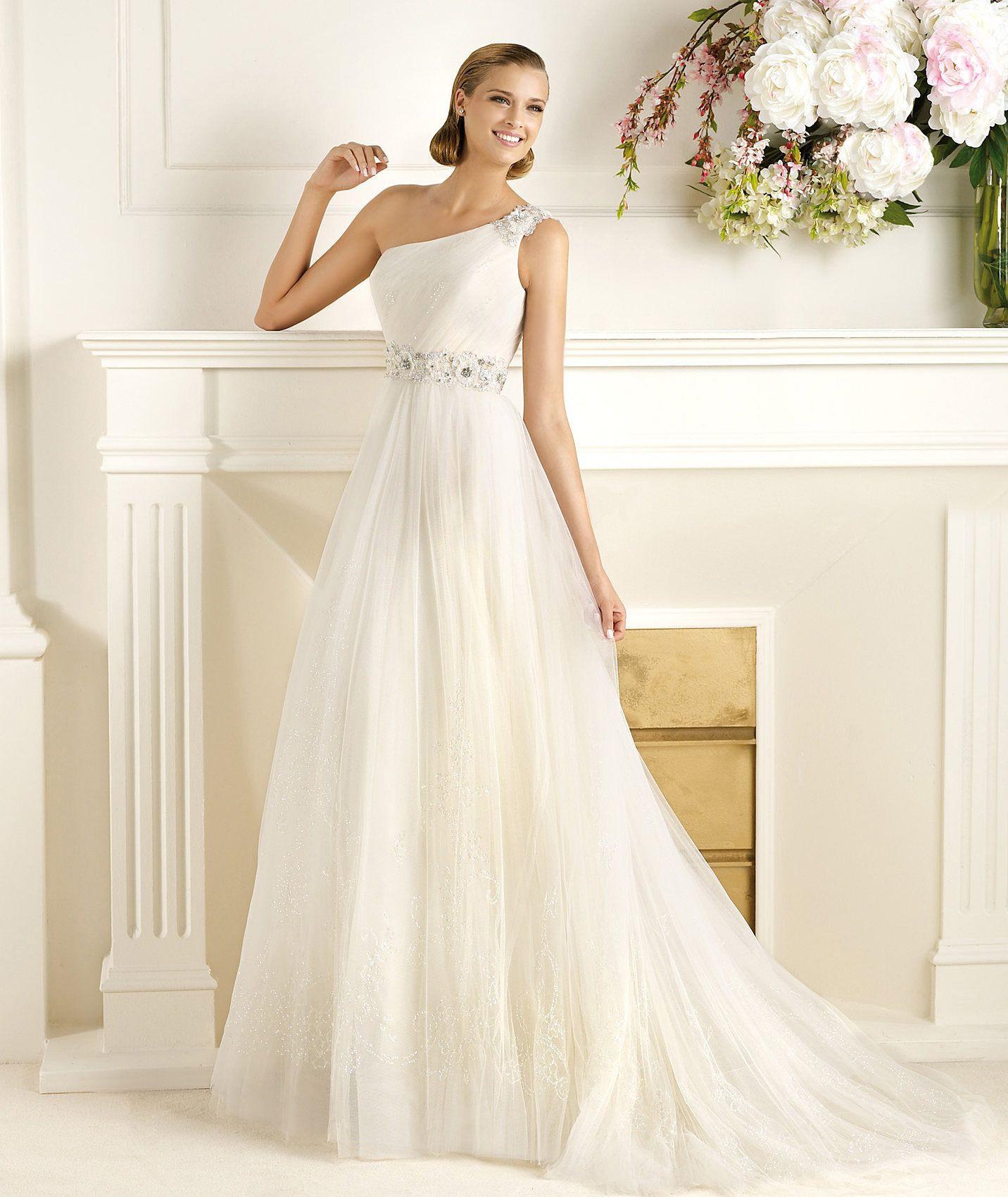 Pronovias  Brautkleider Und Festkleider  Hochzeitskleid
