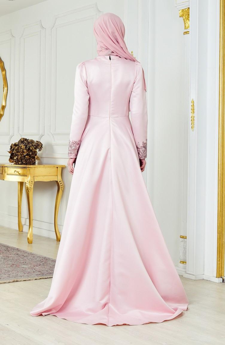 Puder Hijababendkleider 613703  Sefamerve