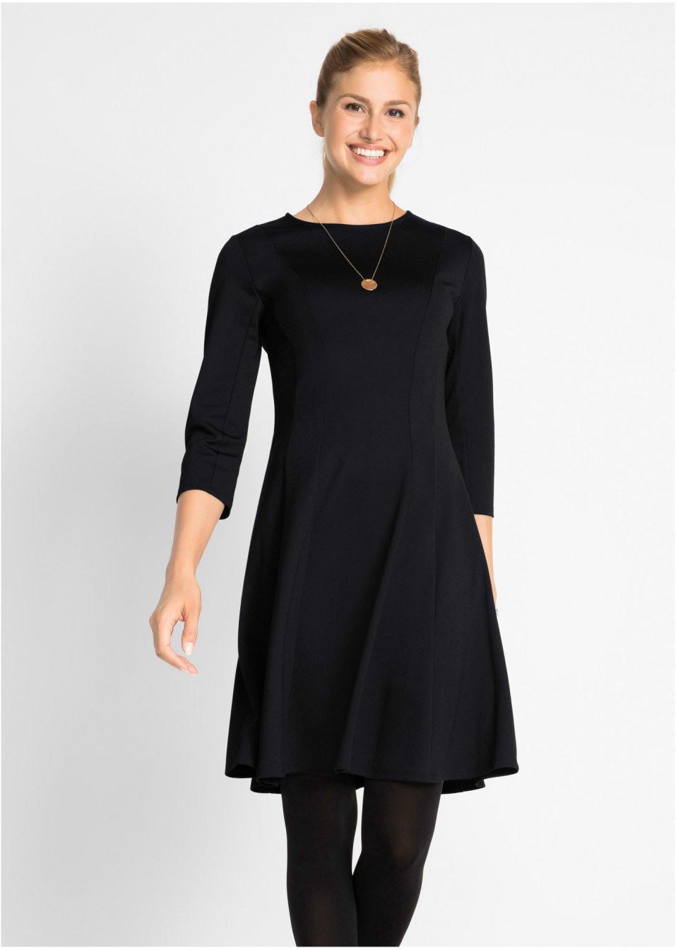 Punto Di Roma Kleid Mit 3/4Ärmeln Designt Von Maite Kelly