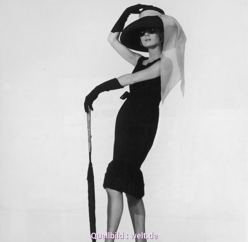 Quoet Chanel Kleines Schwarzes Mode Die Aufregendsten