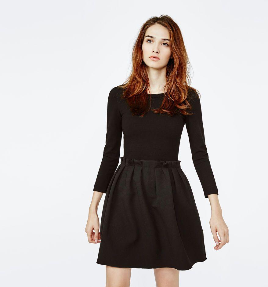 Raelrael Black  Maje  Kleider Für Frauen Kleider Tuch