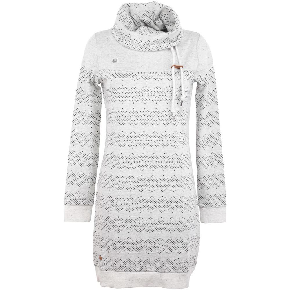 Ragwear Chloe Dress Kleid White 6781