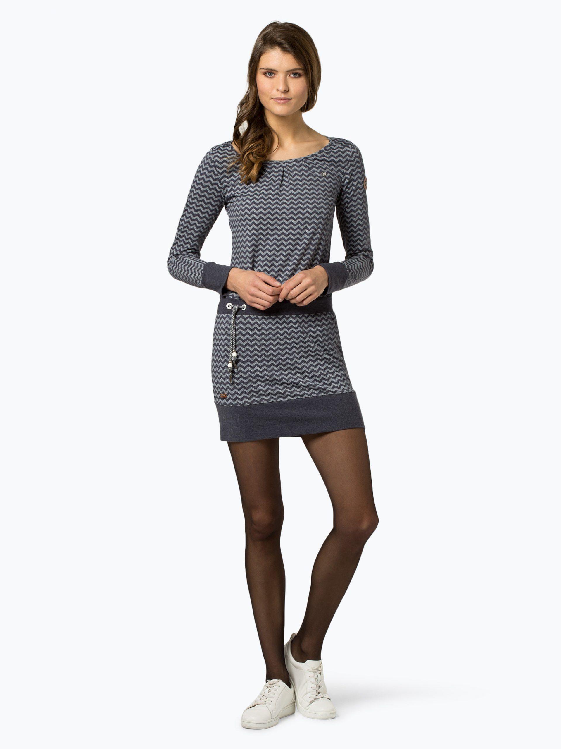 Ragwear Damen Kleid  Alexa Online Kaufen  Peekund