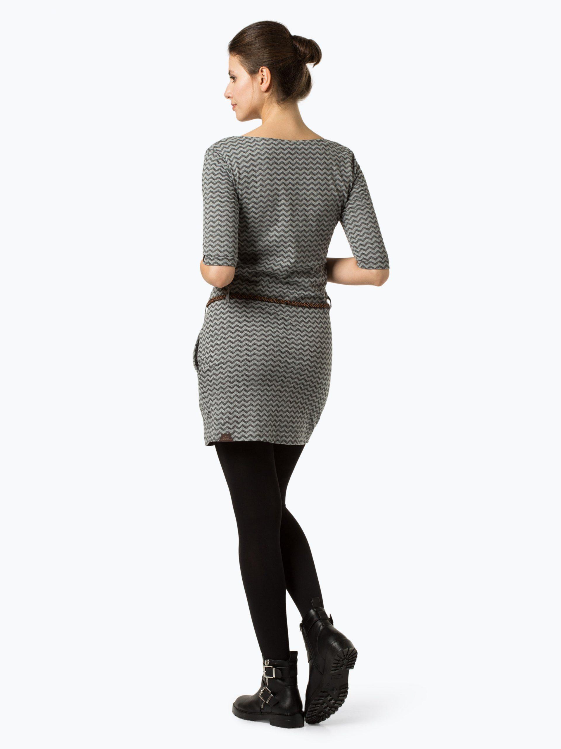 Ragwear Damen Kleid  Tanya Zig Zag Online Kaufen  Peek