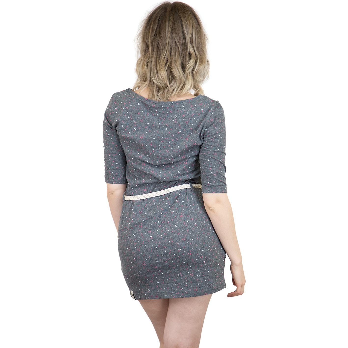 Ragwear Kleid Chloe Grau  Hier Bestellen