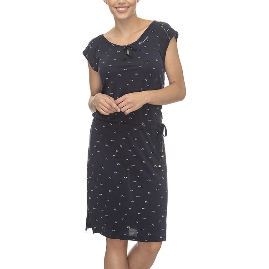 Ragwear Kleid Tetuan Organic Navy 3295