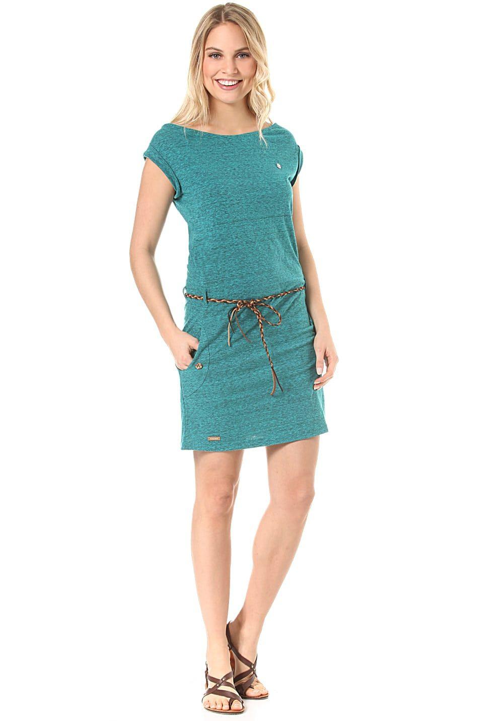 Ragwear Tag Kleid Für Damen Frauenmode Fashion