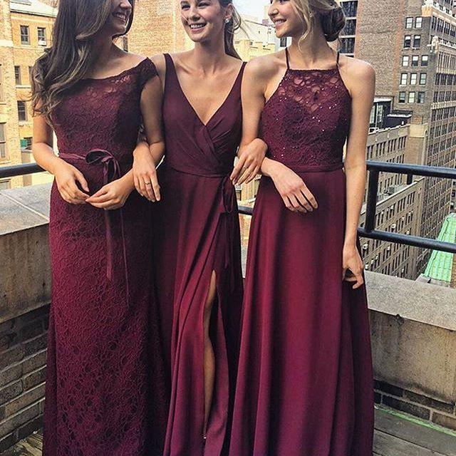 Rebs Shopp Download 38 Kleid Fuer Hochzeit Bordeaux