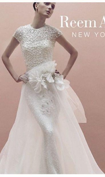 Reem Acra Bridal  Kleid Hochzeit Festliche Kleider